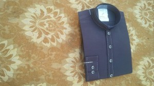 Mens black Shalwar Kameez