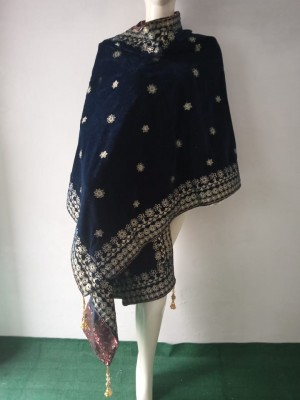 Malik Stitchers wedding shawl
