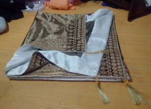 Ladies Winter Shawl Fully embroidered