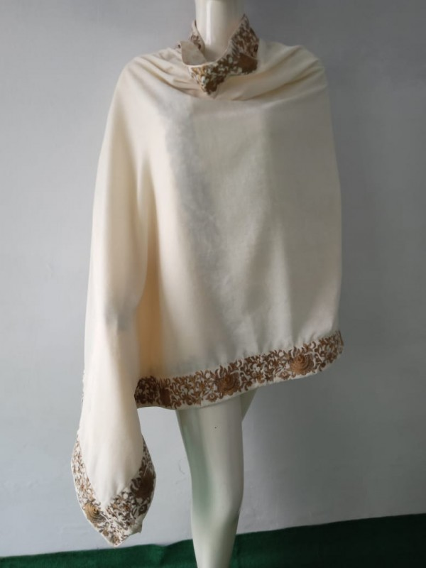 Indian Designers Velvet Shawls