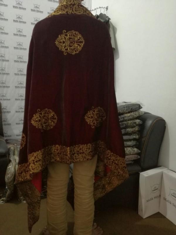 Master Copy of Designers Shawl