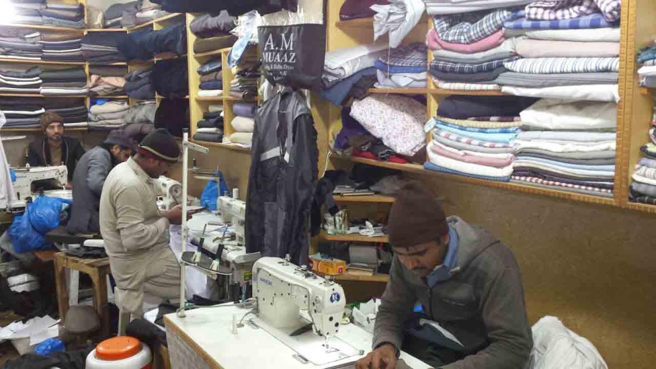 factory of malik stitchers